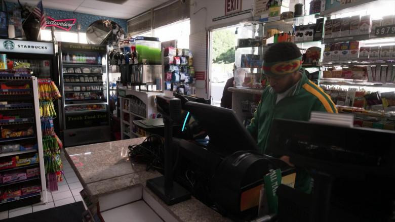 Starbucks, Budweiser, Skittles, Marlboro in L.A.'s Finest S02E07