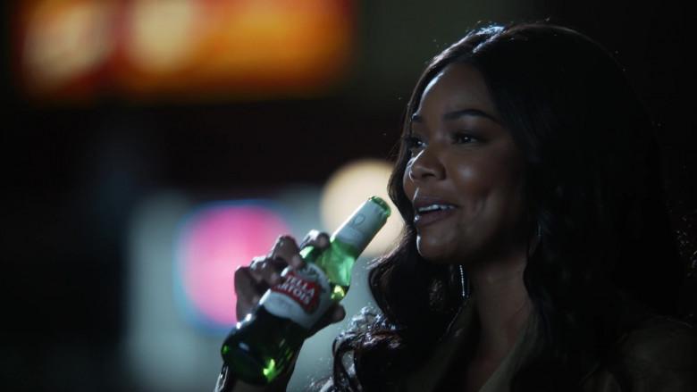 Stella Artois Beer of Gabrielle Union as Syd & Jessica Alba as Nancy McKenna in L.A.'s Finest S02E02 (2)