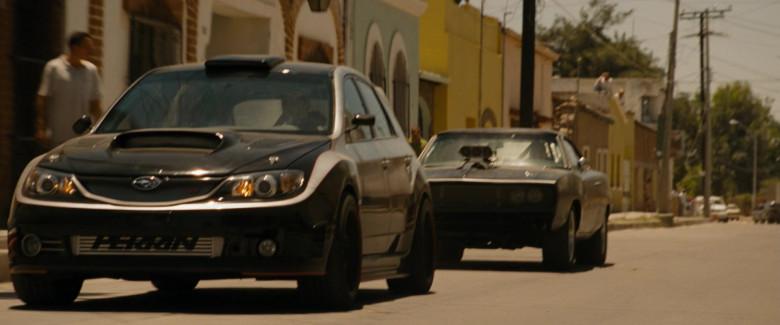 Subaru Impreza WRX STi Car in Fast & Furious (4)