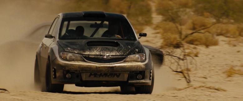 Subaru Impreza WRX STi Car in Fast & Furious (5)
