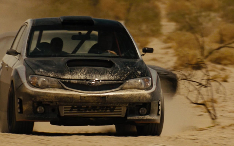 Subaru Impreza WRX STi Car in Fast & Furious (5)