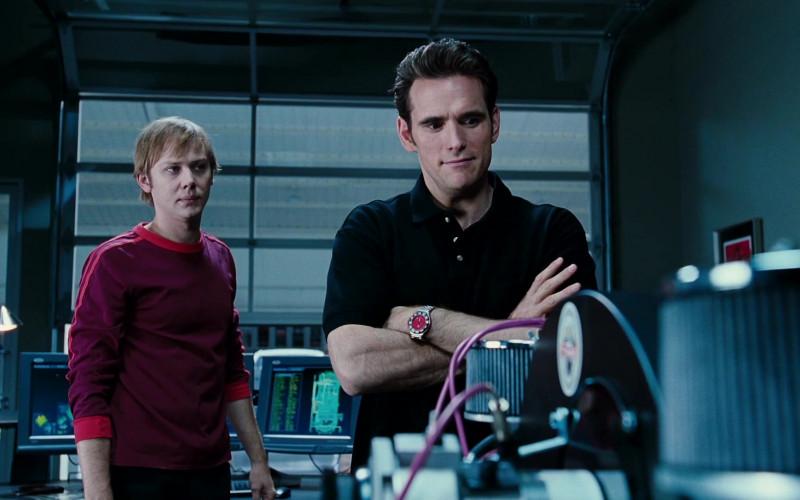 TAG Heuer Formula 1 Wrist Watch of Matt Dillon as Trip Murphy in Herbie Fully Loaded (2005)