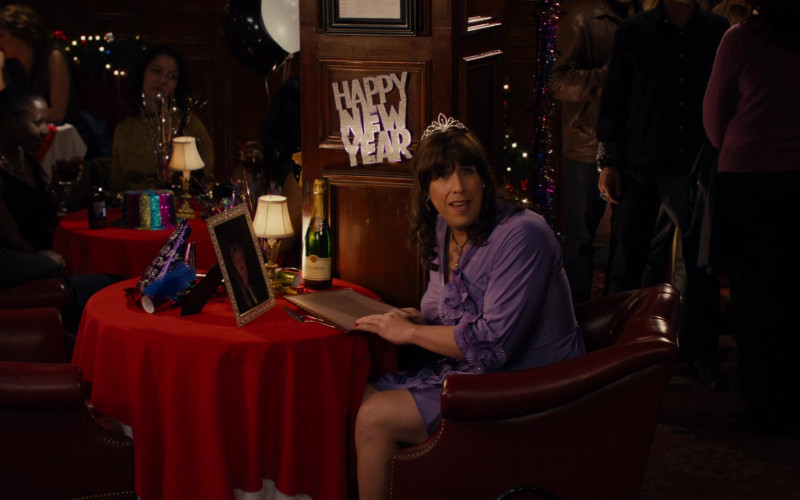 Taittinger Champagne Enjoyed by Adam Sandler as Jill in Jack and Jill Movie (3)