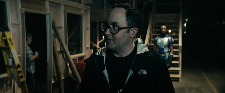 The North Face Men's Jacket Outfit Worn by P.J. Byrne as Adam Bourke in The Boys S02E05 TV Show (2)