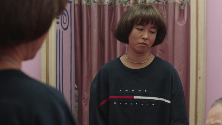 Tommy Hilfiger T-Shirt Worn by Maya Erskine in PEN15 S02E04 (1)