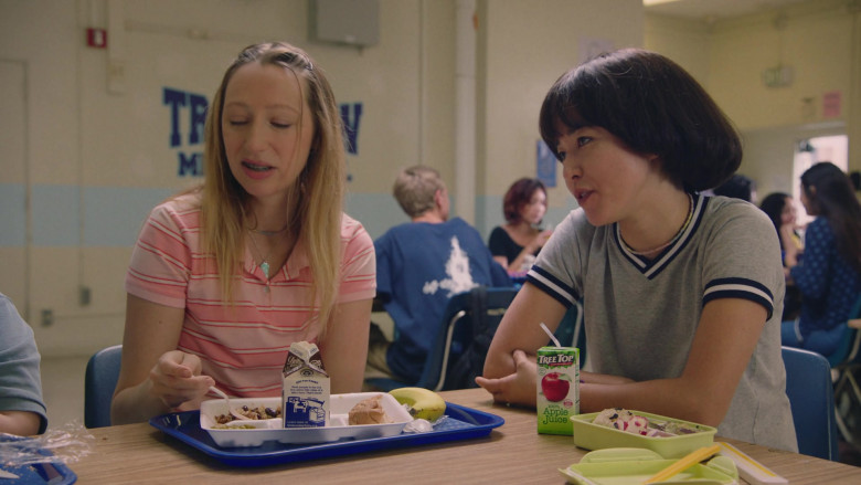 Tree Top Apple Juice of Maya Erskine in PEN15 S02E01