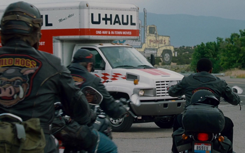 U-Haul Truck in Wild Hogs (1)