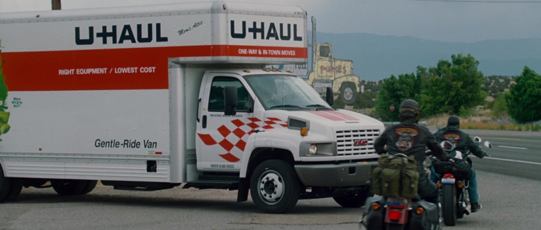 U-Haul Truck in Wild Hogs (2)