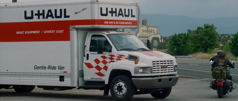 U-Haul Truck in Wild Hogs (3)