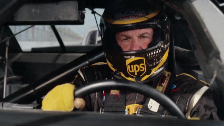 UPS in Herbie Fully Loaded (2005)