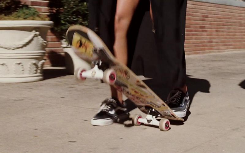 Vans Shoes of Lindsay Lohan as Maggie in Herbie Fully Loaded