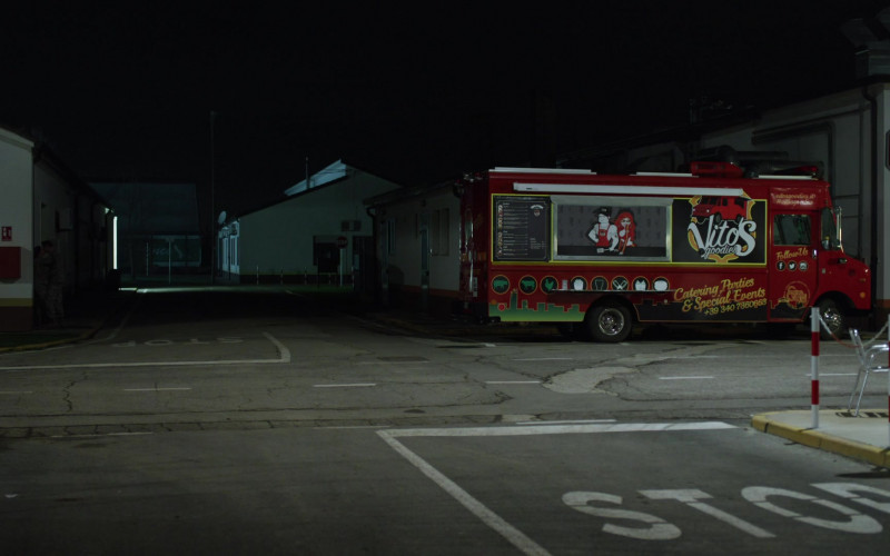 Vito's Goodies Food Truck (Italy) in We Are Who We Are S01E01 (2020)