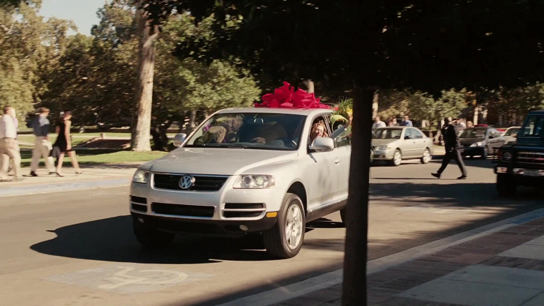 Volkswagen Touareg SUV in Herbie Fully Loaded (1)