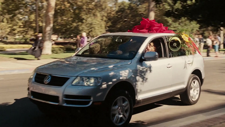 Volkswagen Touareg SUV in Herbie Fully Loaded (2)