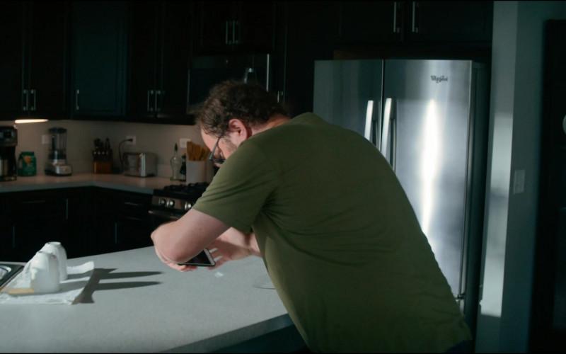 Whirlpool Refrigerator in Utopia S01E06