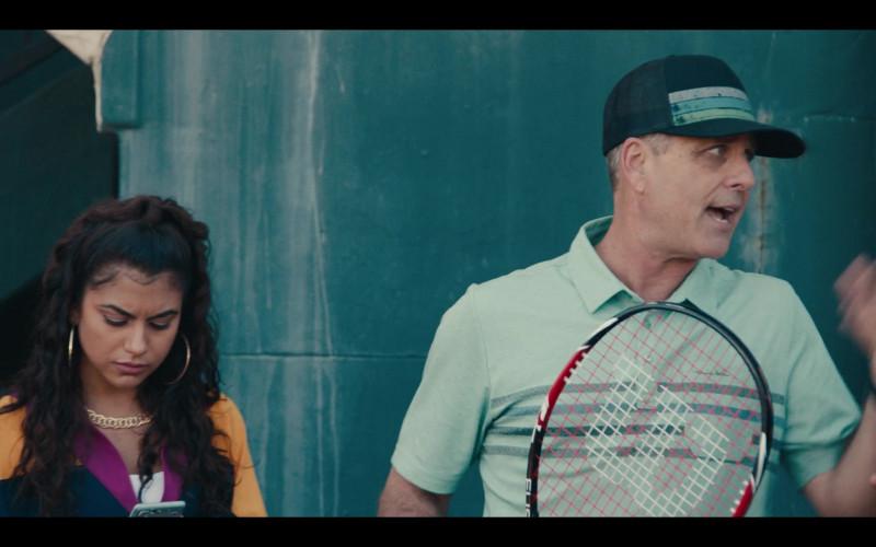 Wilson Tennis Racquet in Sneakerheads S01E03 (1)