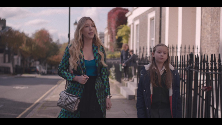 YSL Bag of Katherine Ryan in The Duchess S01 Netflix TV Show (1)