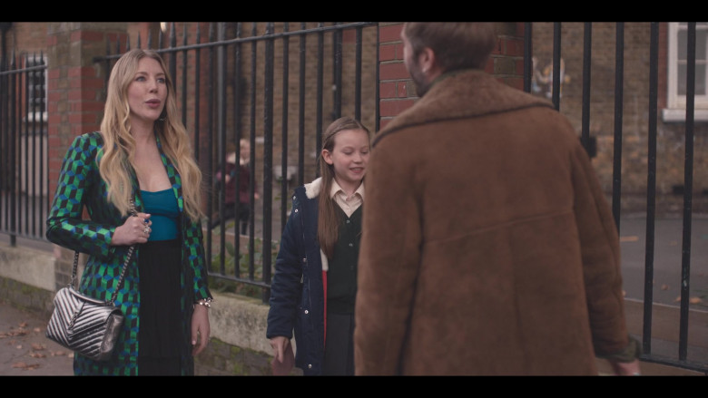 YSL Bag of Katherine Ryan in The Duchess S01 Netflix TV Show (2)