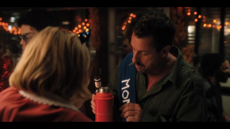 A1 Sauce Held by Adam Sandler as Hubie Dubois in Hubie Halloween (2)