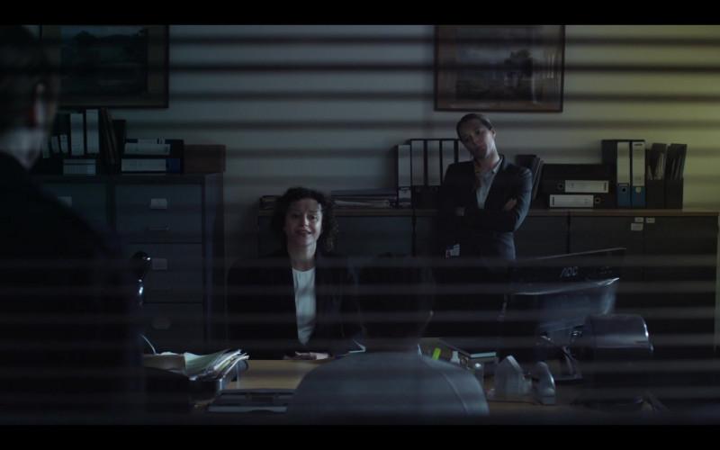 AOC Computer Monitor in Roadkill Episode 2 (2020)