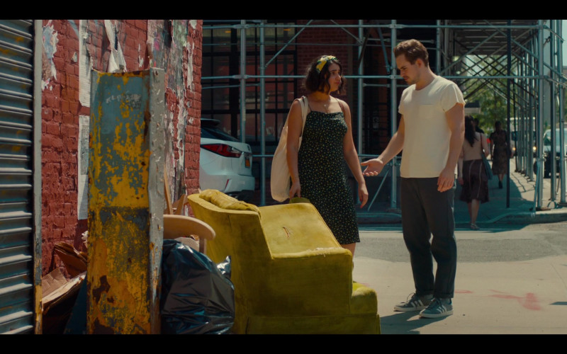 Adidas Campus Shoes of Dacre Montgomery as Nick in The Broken Hearts Gallery (2020)