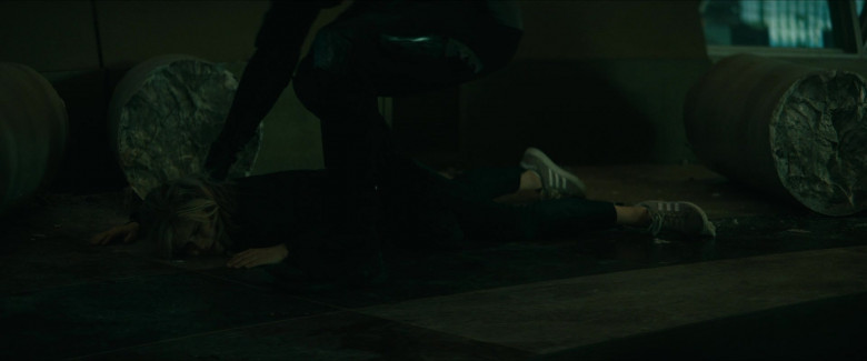 Adidas Shoes of Erin Moriarty as Annie (Starlight) in The Boys S02E07 (2)