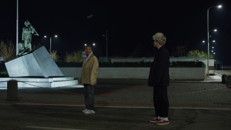 Adidas Sneakers Worn by Jordan Kristine Seamón as Caitlin Poythress in We Are Who We Are Ep. 7