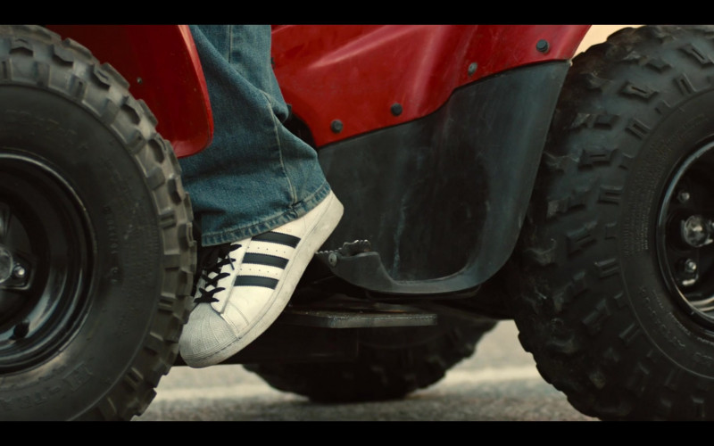 Adidas Superstar Sneakers of Jahi Di'Allo Winston as Mouse in Charm City Kings (1)