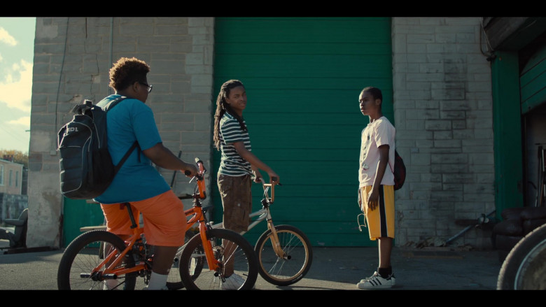 Adidas Superstar Sneakers of Jahi Di'Allo Winston as Mouse in Charm City Kings (2)