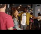 Adidas White T-Shirt of Jay Pharoah in All My Life (2020)
