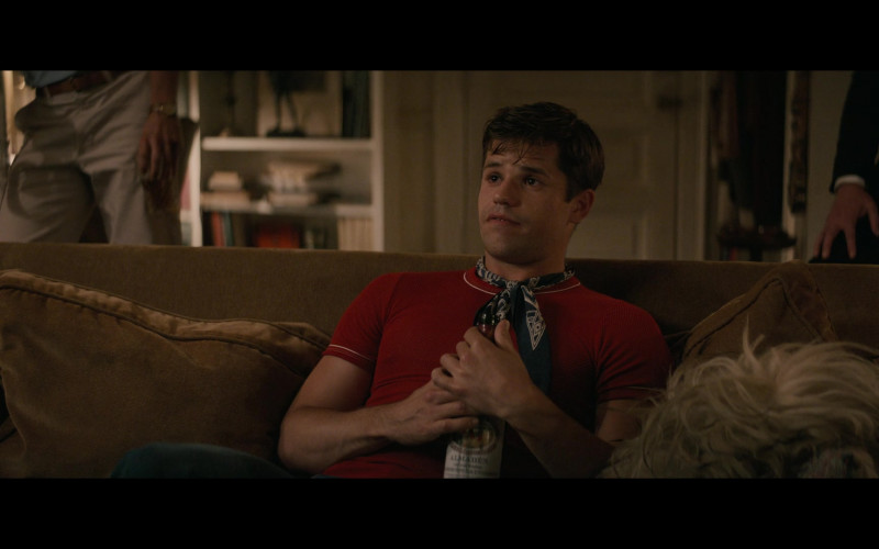 Almaden Wine Enjoyed by Charlie Carver as Cowboy in The Boys in the Band Movie (1)
