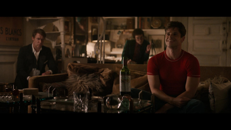 Almaden Wine Enjoyed by Charlie Carver as Cowboy in The Boys in the Band Movie (2)