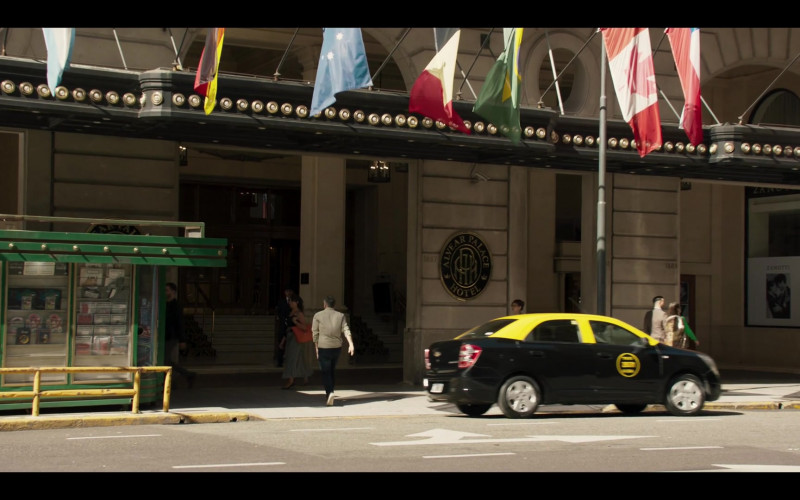 Alvear Palace Hotel, Luxury Hotel in Buenos Aires in Riviera S03E06 (1)