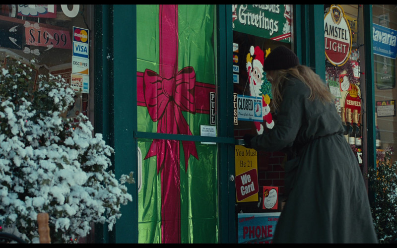 Amstel Light Beer Sign in Bad Teacher (2011)