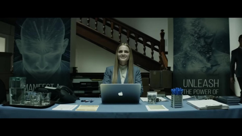 Apple MacBook Laptop in The Empty Man (2020)