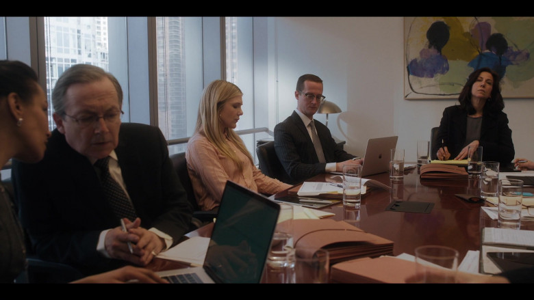 Apple MacBook Laptops in The Undoing Episode 1 (2020)