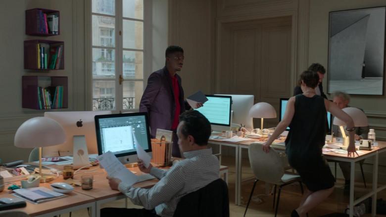 Apple iMac All-In-One Computers in Emily in Paris S01E02 Masculin Féminin (2020)