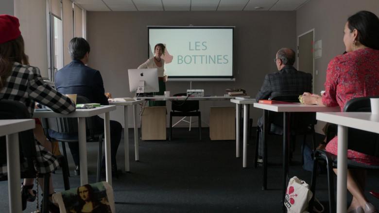 Apple iMac Computers in Emily in Paris S01E03 (1)
