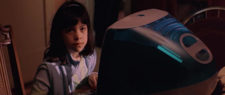 Apple iMac Indigo Computer in Training Day (2001)