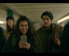 Apple iPhone Smartphone of Ashley Ganger as Meera Pakam in G...
