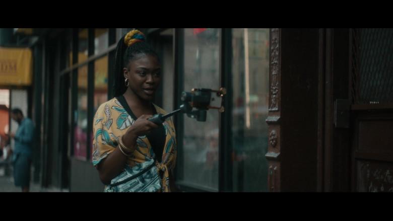 Apple iPhone Smartphones in Vampires vs. the Bronx (1)