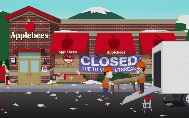 Applebee's Restaurant in South Park S24E00 The Pandemic Special (1)