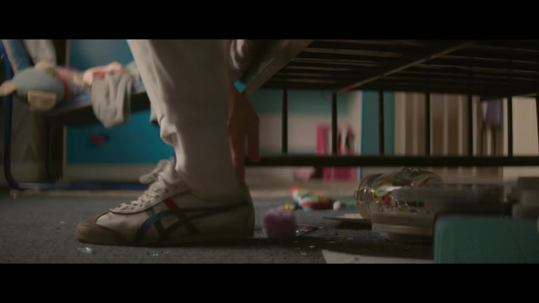 Asics Onitsuka Tiger Sneakers of Max Harwood as Jamie New in Everybody's Talking About Jamie (2021)