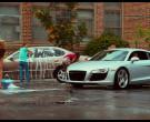 Audi R8 Sports Car of Justin Timberlake as Scott Delacorte i...