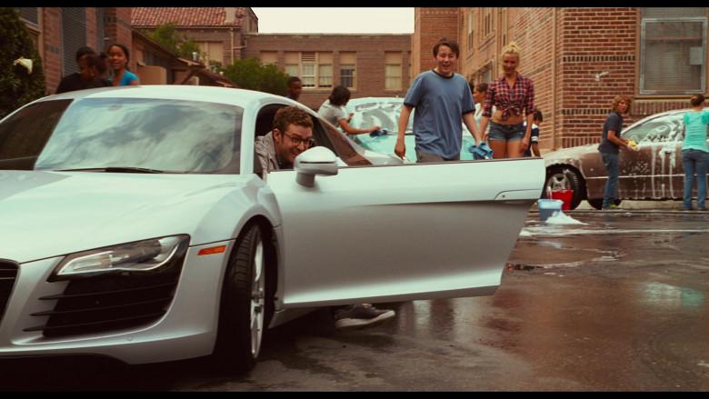 Audi R8 Sports Car of Justin Timberlake as Scott Delacorte in Bad Teacher (2)