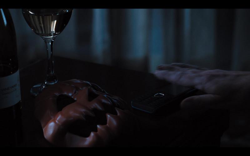 BLU Mobile Phone of June Squibb as Mrs. Dubois in Hubie Halloween (2020)