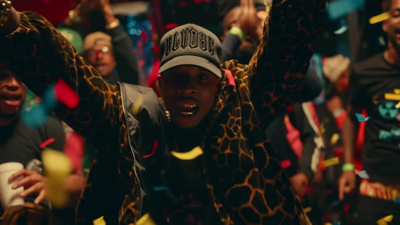BLVD86 Caps of Tory Lanez in Most High Music Video (3)