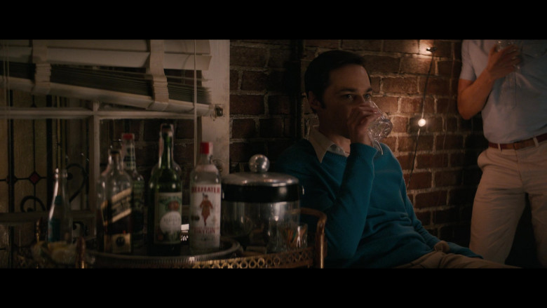 Beefeater Gin Enjoyed by Jim Parsons as Michael in The Boys in the Band Movie (1)