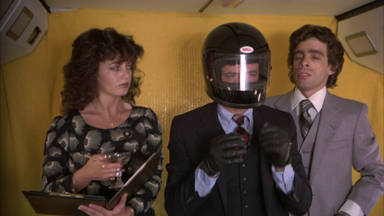 Bell Motorcycle Helmets in The Cannonball Run (1)