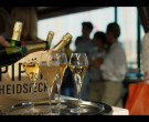 Bollinger Bottle and Piper-Heidsieck Champagne in Riviera S0...